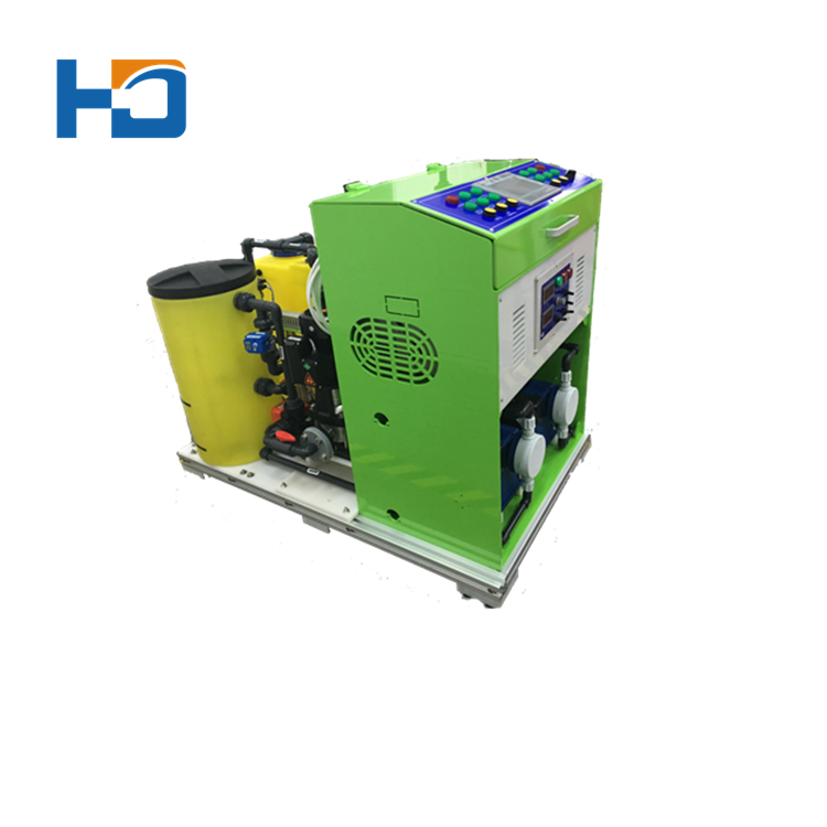 Small Capacity Bleaching Producing Plant / Sodium Hypochlorite Making Machine